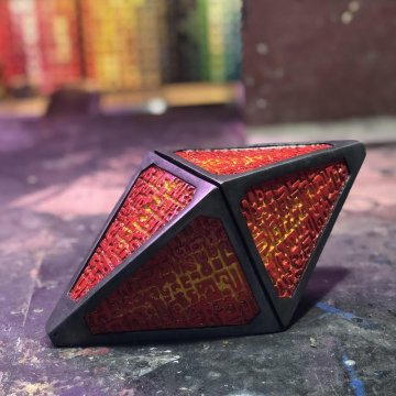 Red Hedron